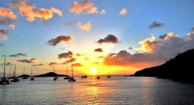 Croisière à la cabine Guadeloupe