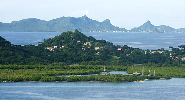 Croisière à la cabine Grenada