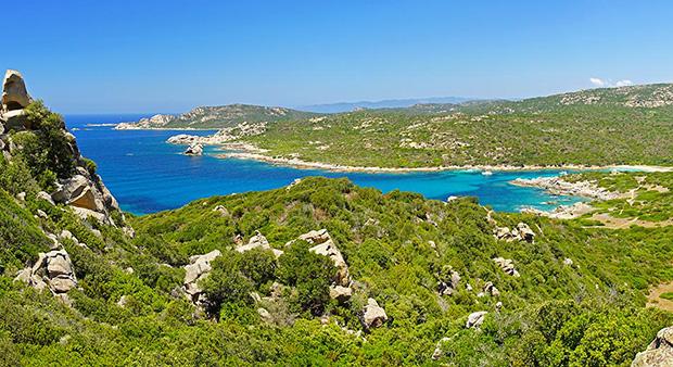Croisière à la cabine Corse