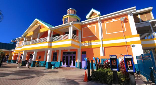 Croisière à la cabine Bahamas