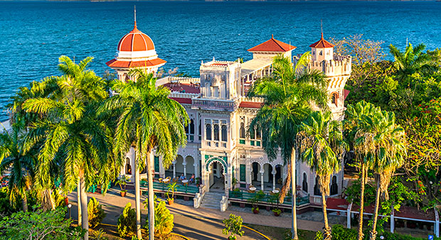 Croisière à la cabine Cuba