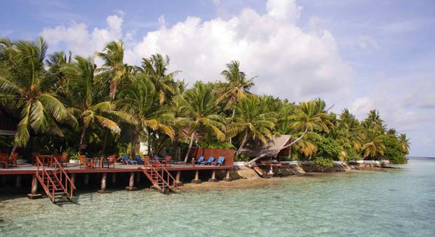 Croisière à la cabine Maldives